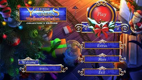 Yuletide Legends 3: Who Framed Santa Claus Collector's Edition