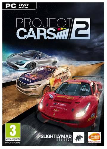 Project CARS 2: Deluxe Edition VR Supported
