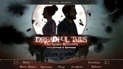 Обложка Dreadful Tales: The Space Between Collectors Edition
