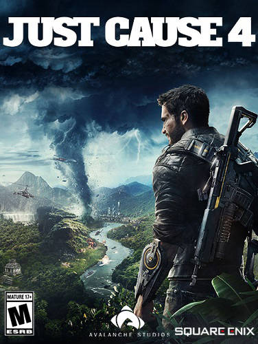 Обложка Just Cause 4: Gold Edition