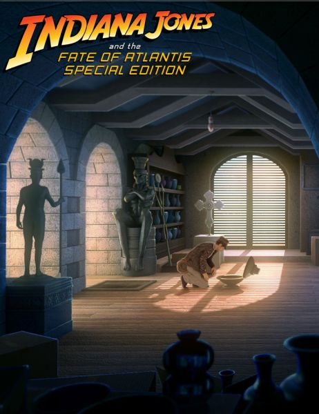Fate of Atlantis Special Edition