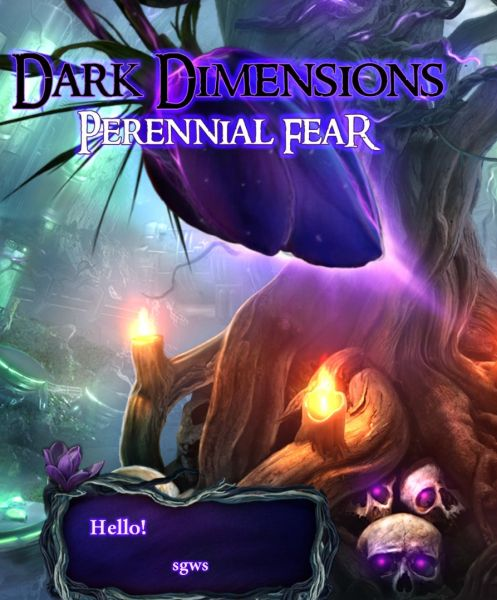 Dark Dimensions 8: Perennial Fear