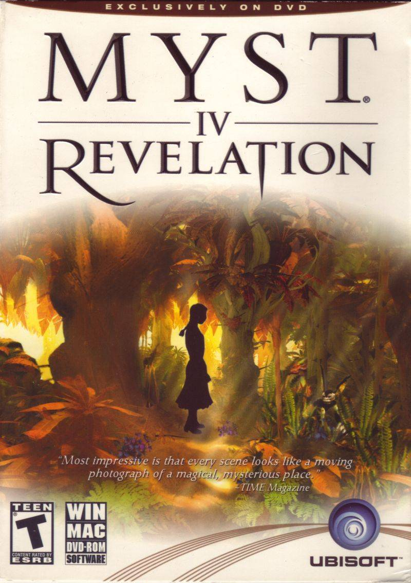 Myst iv: revelation (2004) pc   repack » ckopo. Net   скачать.