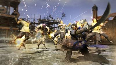 второй скриншот из DYNASTY WARRIORS® 8 Empires