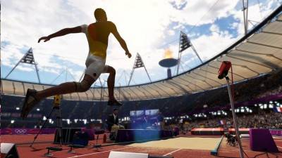 четвертый скриншот из London 2012: The Official Video Game of the Olympic Games
