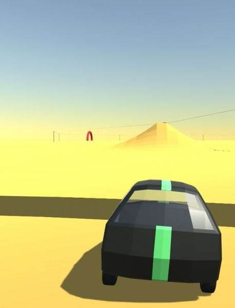 An Untitled Racing Game