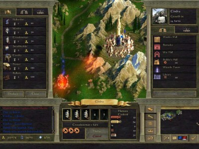 первый скриншот из Age of Wonders 2: The Wizard's Throne