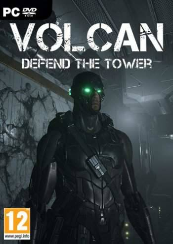 Обложка Volcan Defend the Tower