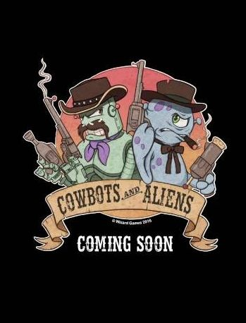 Cowbots and Aliens