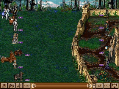 четвертый скриншот из Heroes of Might and Magic 3: The Succession Wars