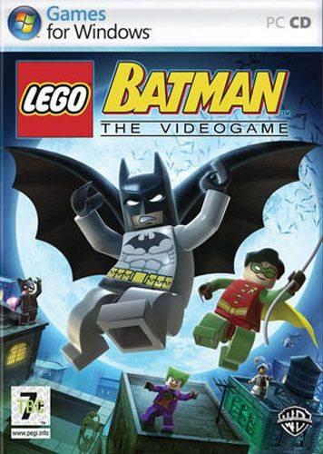 Обложка LEGO Batman