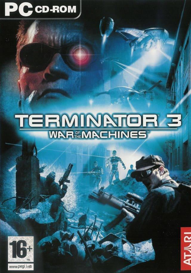 терминатор 3 игра на пк скачать торрент русская версия - фото 2
