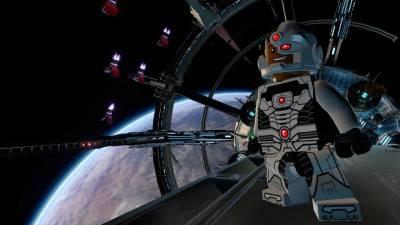 второй скриншот из LEGO Batman