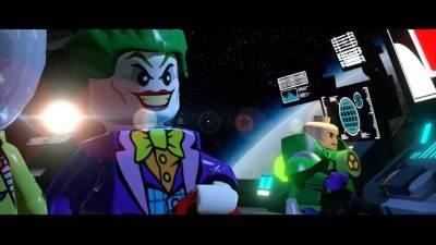 третий скриншот из LEGO Batman