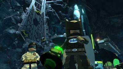 первый скриншот из LEGO Batman