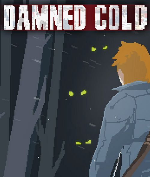 Обложка Damned Cold
