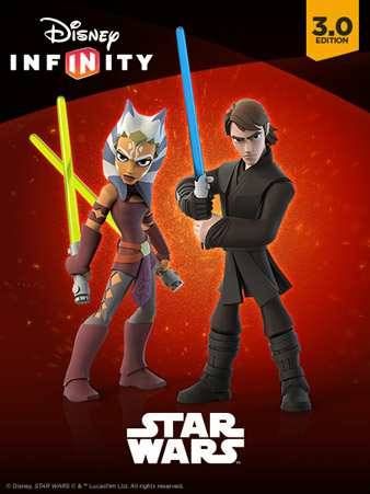 Disney Infinity 1.0 + 2.0 + 3.0: Gold Edition