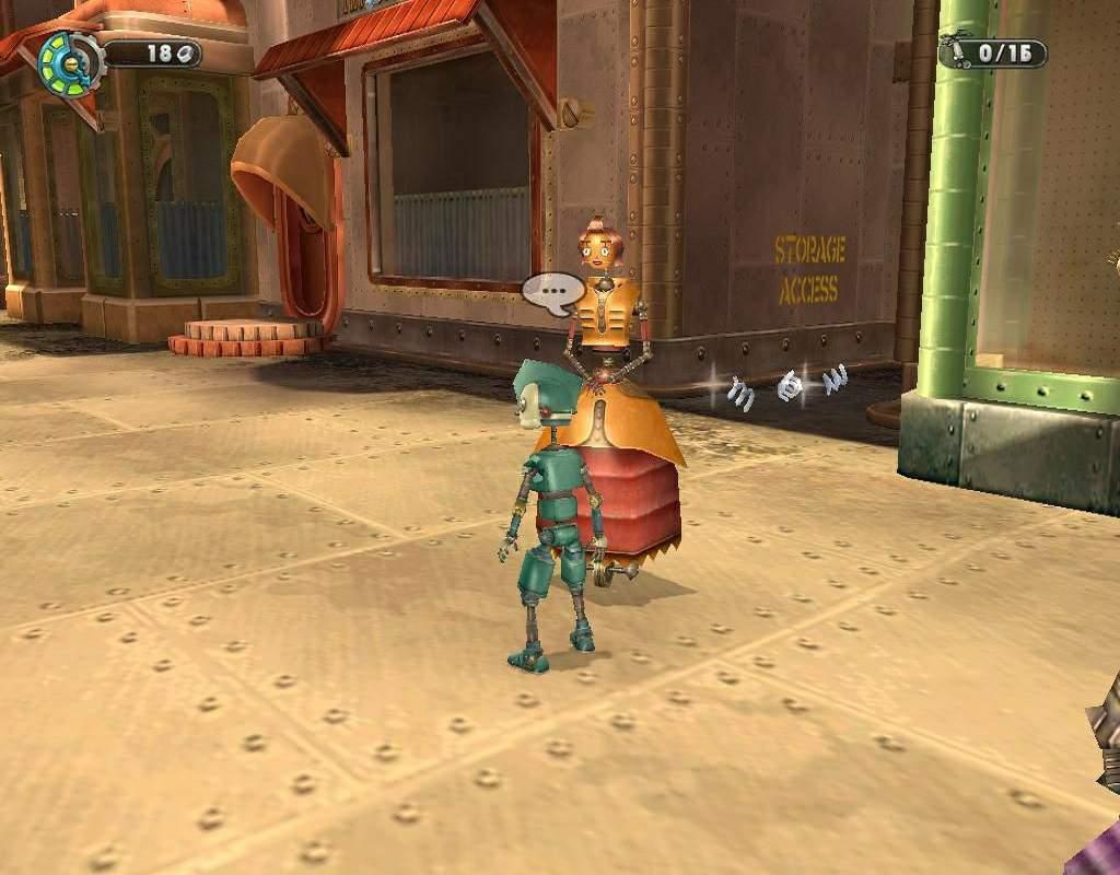 Скачать игру robots / роботы для pc через торрент gamestracker. Org.