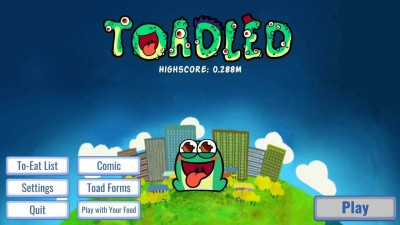 второй скриншот из Toadled PC