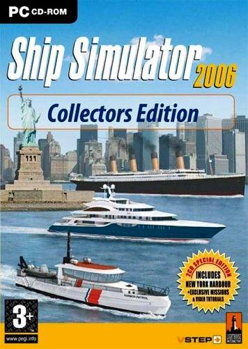 Ship Simulator 2006: Collector's Edition