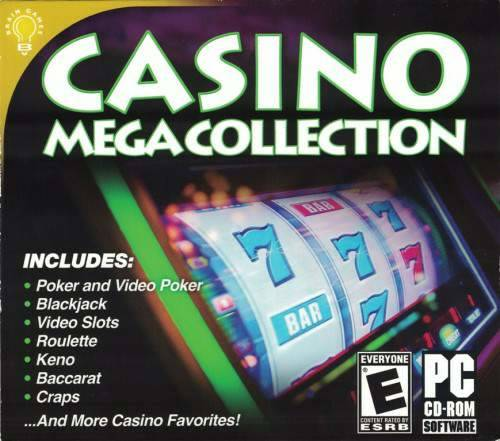 Обложка Casino Mega Collection