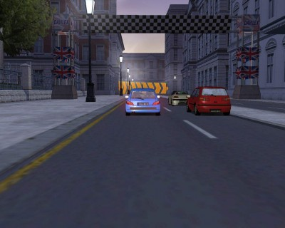 первый скриншот из London Racer: World Challenge / London Racer 2: World Challenge / Где моя тачка, чувак?