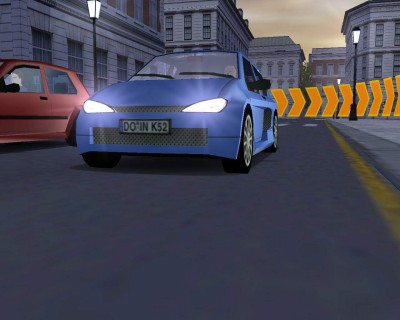 второй скриншот из London Racer: World Challenge / London Racer 2: World Challenge / Где моя тачка, чувак?