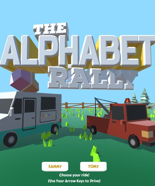 The Alphabet Rally
