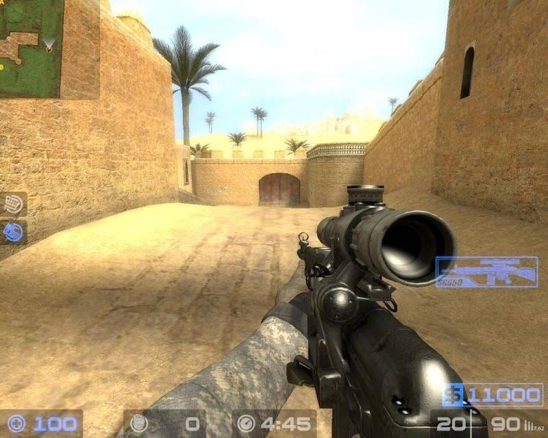 скачать игру контр страйк Modern Warfare 3 - фото 8