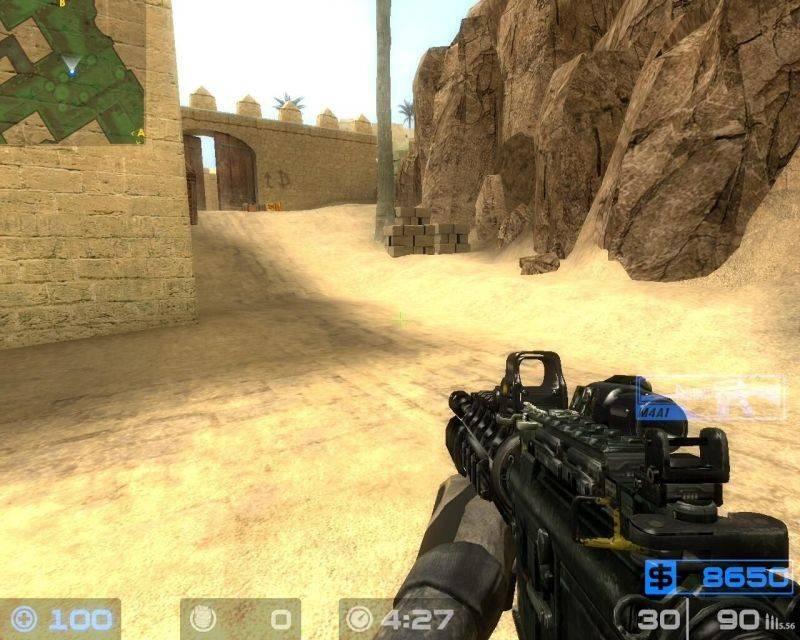 скачать игру Counter Strike Source Modern Warfare 3 через торрент - фото 11