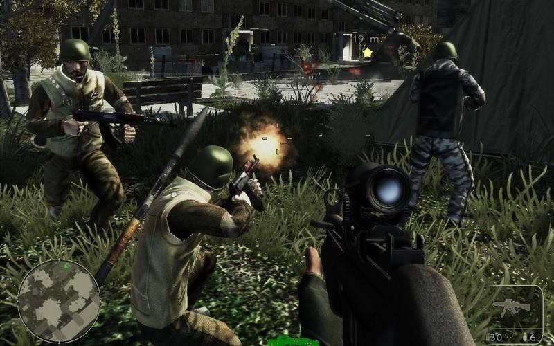 Чернобыль зона отчуждения скачать игру на пк