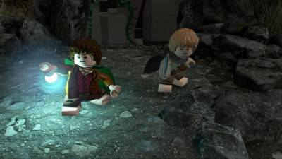 четвертый скриншот из LEGO: The Lord Of The Rings