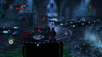 первый скриншот из LEGO Batman 2: DC Super Heroes