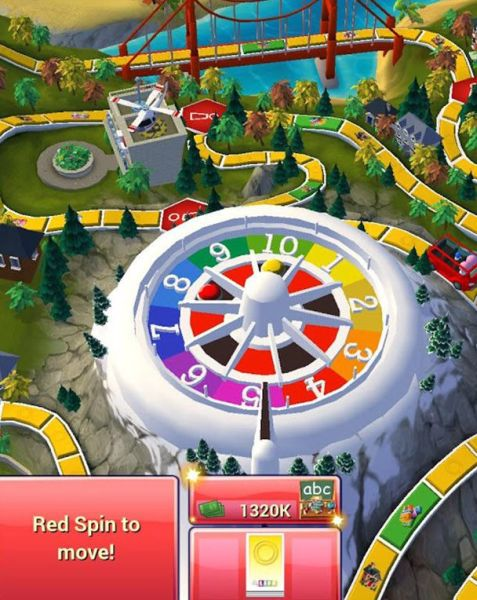Обложка The Game of Life: Spin to Win