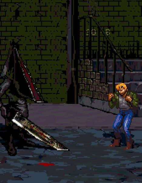 Обложка Streets of Rage: Silent Hill