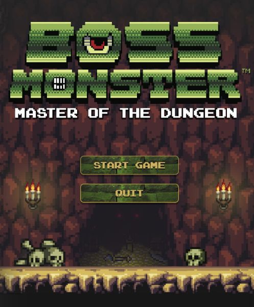 Обложка Boss Monster: Master of The Dungeon