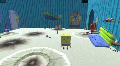 второй скриншот из SpongeBob SquarePants: Battle For Bikini Bottom HD