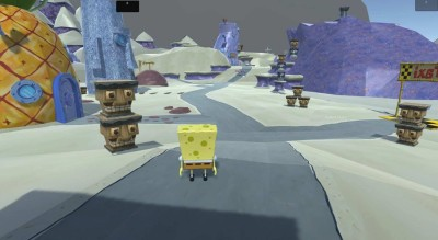 первый скриншот из SpongeBob SquarePants: Battle For Bikini Bottom HD