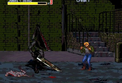 второй скриншот из Streets of Rage: Silent Hill