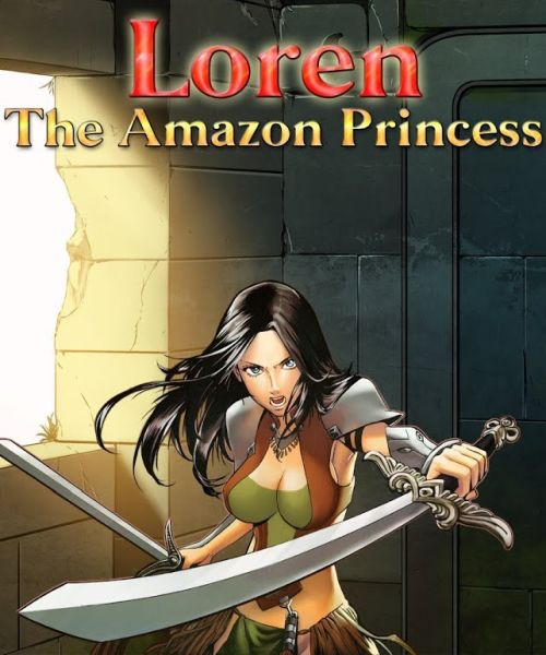 Loren The Amazon Princess + The Castle Of N'Mar