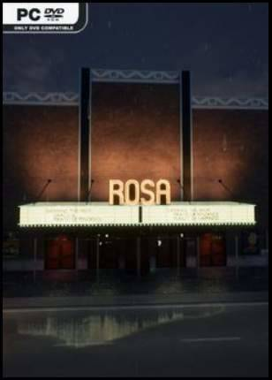 Обложка The Cinema Rosa