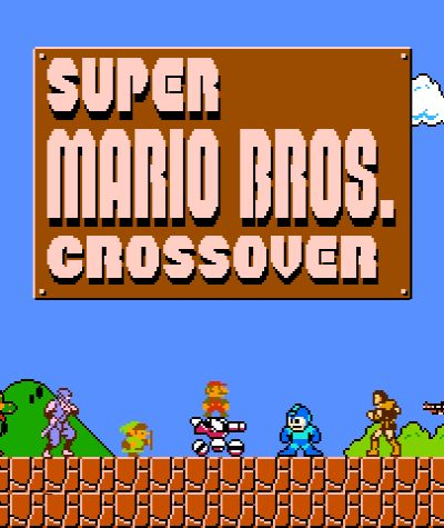 Super Mario Bros: Crossover
