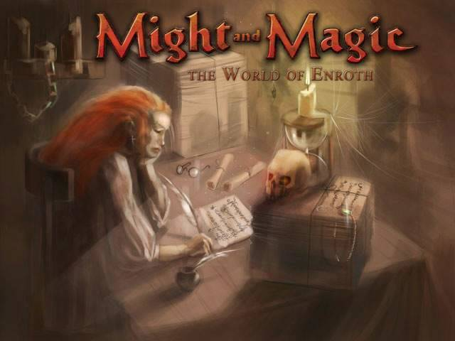 Might and Magic 8: Day of the Destroyer - The World Of Enroth