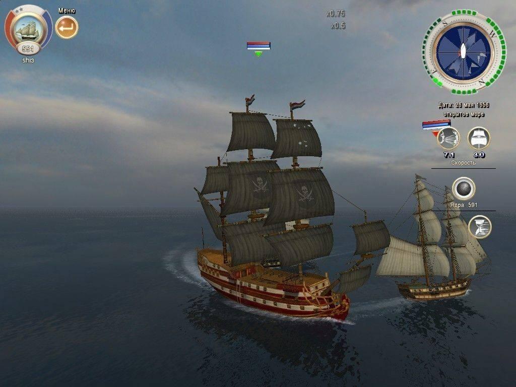 корсары история пирата скачать торрент - фото 6