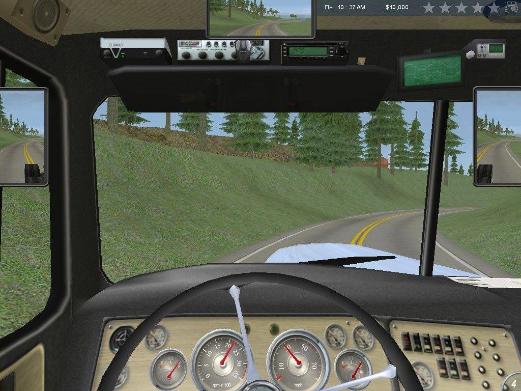 Скачать игру 18 стальных колес по дорогам америки через торрент