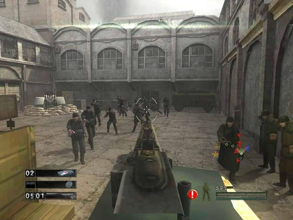 Commandos 4 скачать торрент