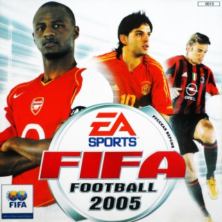 FIFA Soccer 2005 / FIFA Football 2005