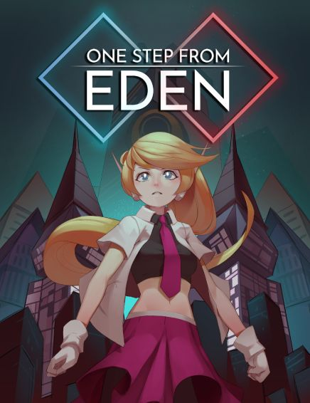 Обложка One Step From Eden Demo