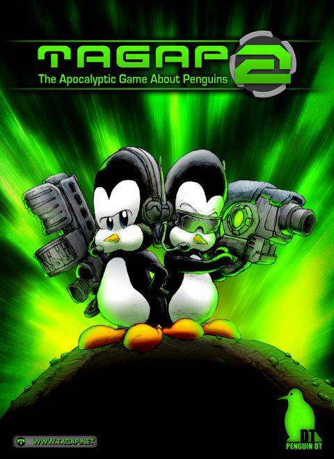 TAGAP 2:The Apocalyptic Game About Penguins