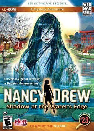 Нэнси Дрю: Тень у Воды